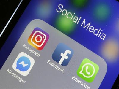 """تعطل فيسبوك وواتس آب وإنستجرام """"جزئيًا"""" في مصر"""