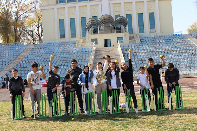 cricket in uzbekistan, uzbek sports, central asian crick
