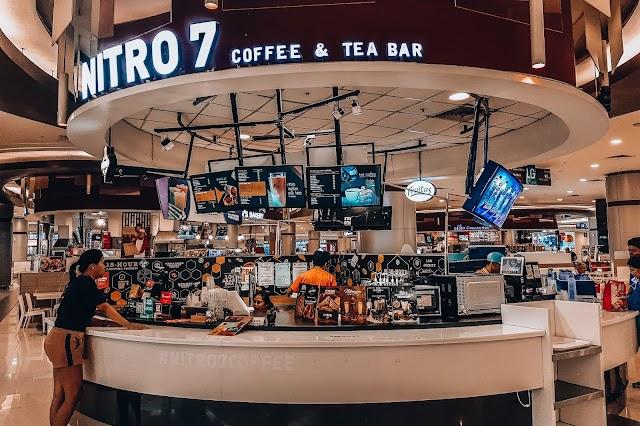 Taste Buds:  I Found My New Love Coffee at Nitro 7 Coffee