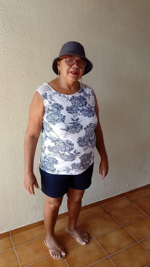 """TRISTEZA: morre dona Antônia Umbelina, a """"Antoninha"""", moradora do Santa Clara em Elesbão Veloso."""