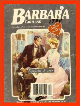 Espejismo de Amor – Barbara Cartland