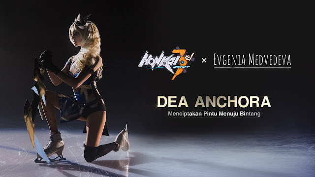 Honkai Impact 3rd X Evgenia Medvedeva
