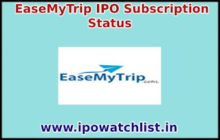 EaseMyTrip Subscription Status