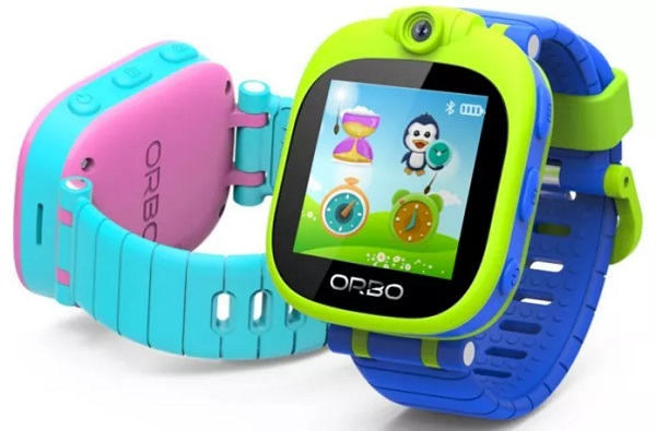 Jam tangan pintar anak yang aman