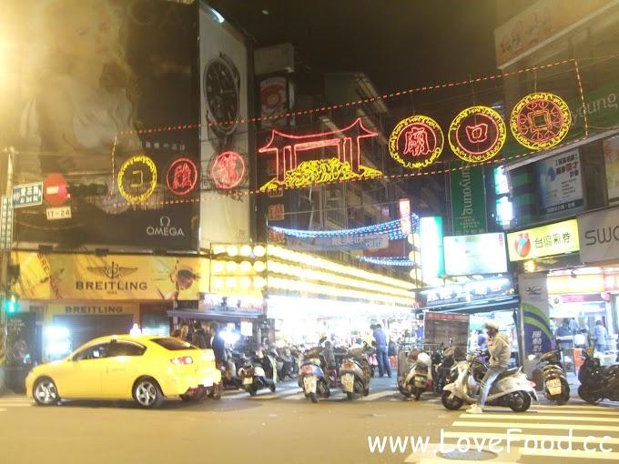 基隆仁愛-基隆廟口夜市-24小時營業 早晚店家還會不一樣-奠濟宮-keelung nightmarket