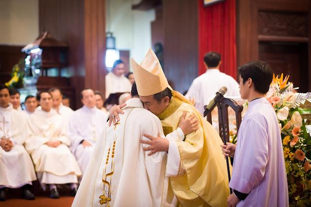 Lễ truyền chức Phó tế và Linh mục tại Giáo phận Lạng Sơn Cao Bằng 27.12.2017 - Ảnh minh hoạ 34