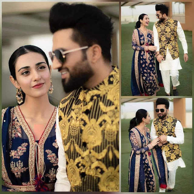 marriage of Falak Shabbir and Sarah Khan