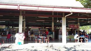 makan murah di pujasera bintan resort lagoi pulau bintan