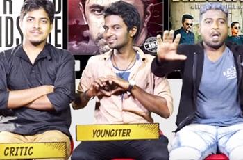 Nibunan Movie Review | Arjun, Prasanna, Varalakshmi | Dumbest Review | Smile Settai