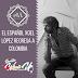 El Español Xoel López visitó Colombia