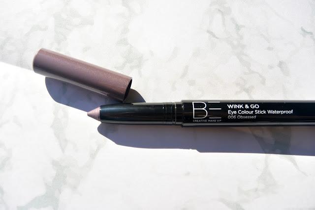 Be makeup eyeshadowsticks