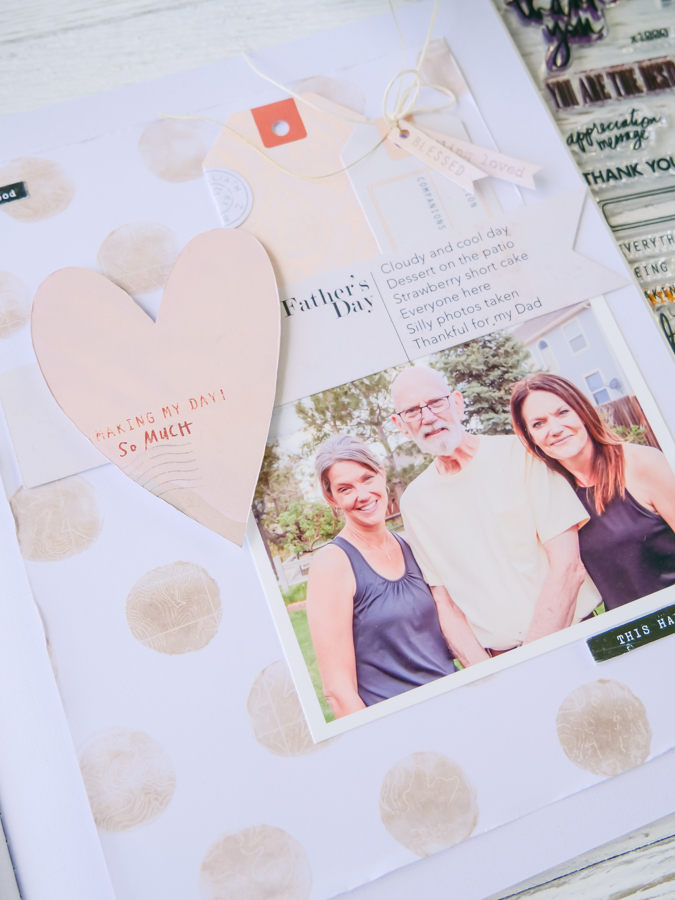 How to Use Stamp Inspiration to Tell a Story