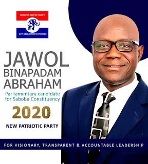 MD Of Ghana Supply Company To Contest Saboba NPP Primaries