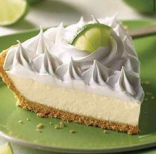 Receita de Torta de Limão