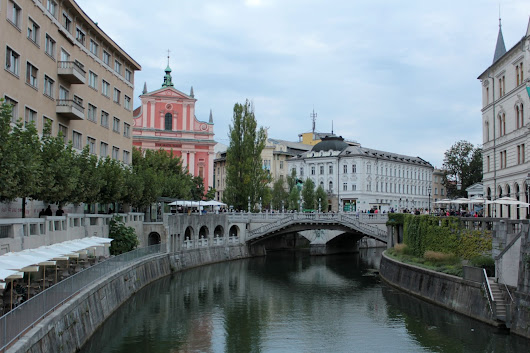 5 GOOD REASONS TO GO TO LJUBLJANA