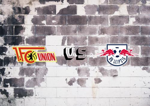 Union Berlin vs RB Leipzig  Resumen
