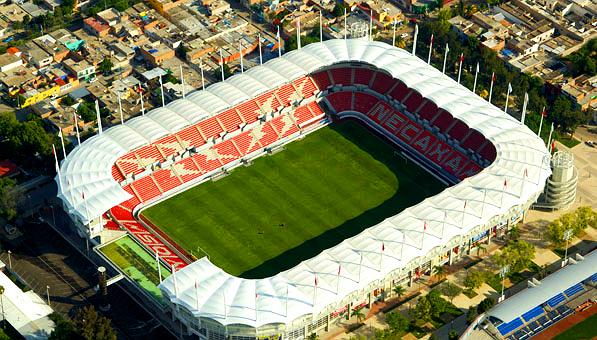 Necaxa | Resistencia Rojiblanca: Estadio Victoria