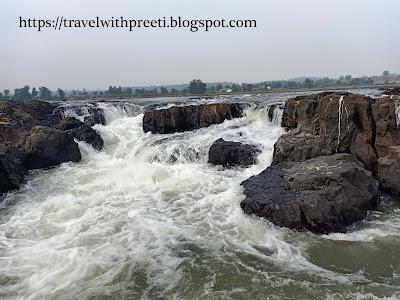 Sahastradhara  Mandla city best tourist place