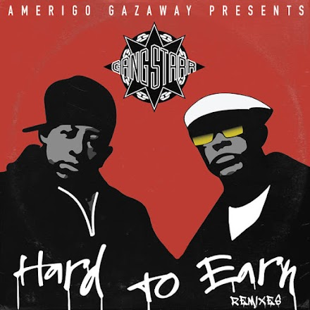 Gang Starr Hard To Earn Amerigo Gazaway Remix EP | Feiern wir 24 Jahre Hard to Earn von Gang Starr im Full EP Stream