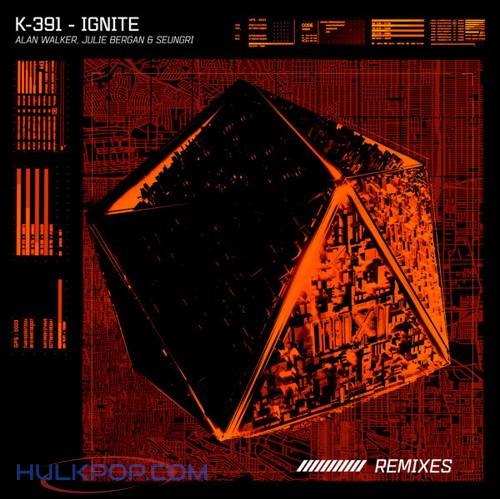 K-391, Alan Walker & Julie Bergan – Ignite (feat. SeungRi) [Remixes] – EP