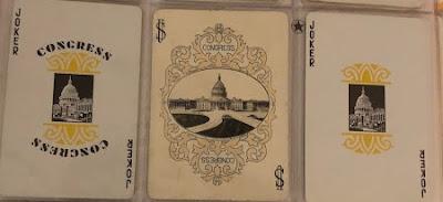 Congress Playing Card Jokers