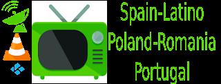 AZTeca Latino Polsat PL RTP PT Spain Romania