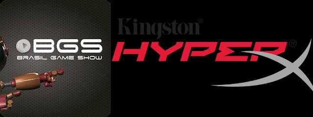 Divisão de produtos de alta performance da Kingston participa pela quinta vez consecutiva do maior evento de games da América Latina.
