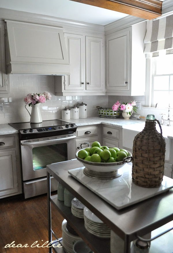 Our Kitchen Before After: Dear Lillie: Our Kitchen Makeover (Before And Afters And A