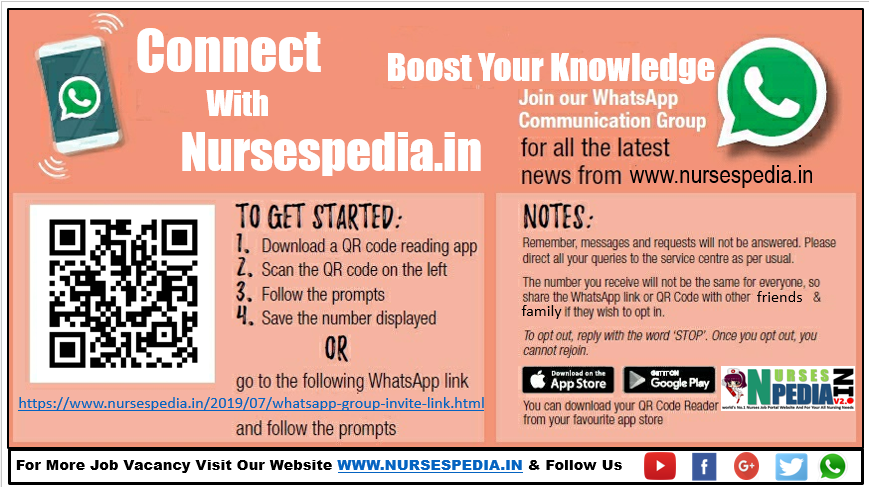 NURSESPEDIA IN Whatsapp Group Invite Link Connect With Us and Boost