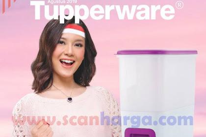 Katalog Promo Brosur Tupperware Terbaru Agustus 2019