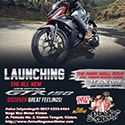 Event Launching Supra GTR150