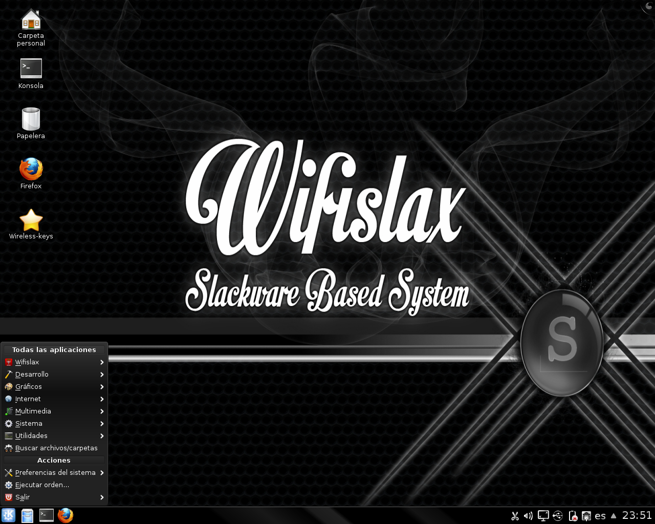 How to: download and install wifislax (32,64bit) youtube.