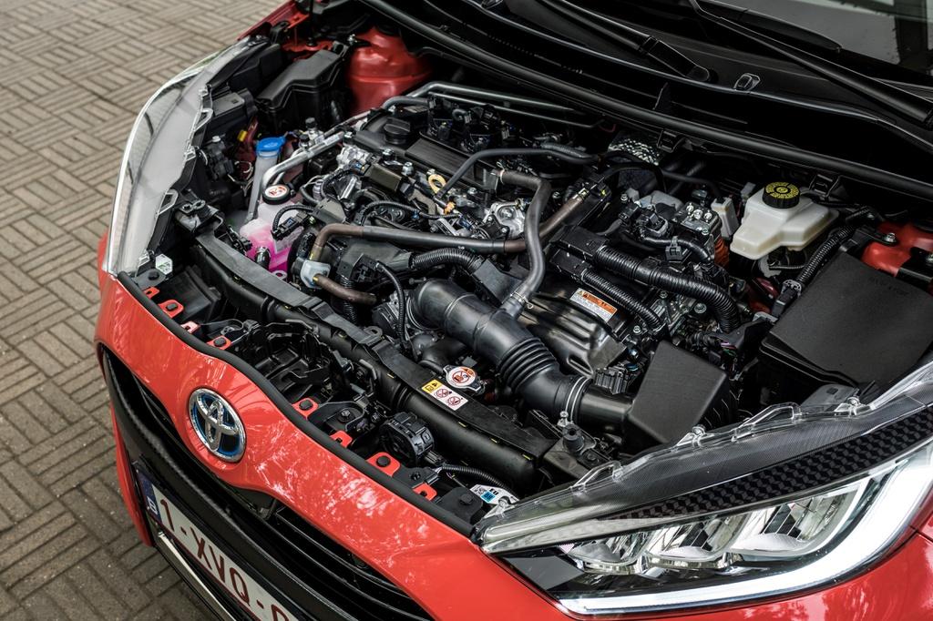 Toyota Yaris 2020 ra mắt châu Âu với kiểu dáng thể thao hơn