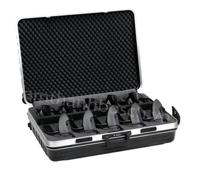 Hộp đựng cho 10 thiết bị dành cho đại biểu CCS-SC10