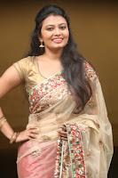 Actress Neha Latest Stills in Saree HeyAndhra