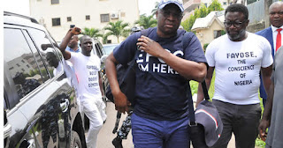 EFCC Tackles Fayose