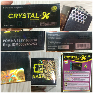 Gambar Crystal X Baru 2015
