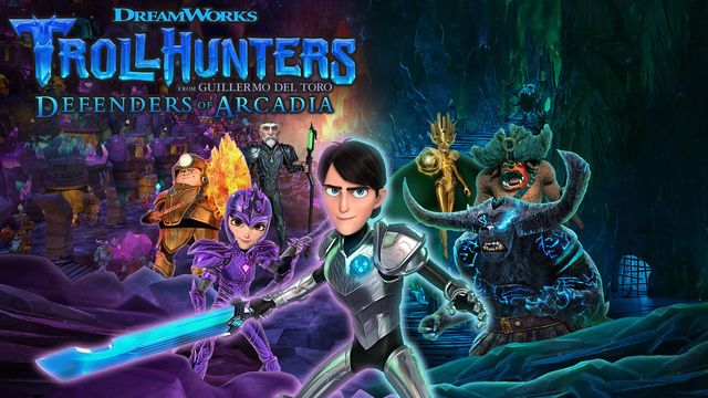 Trollhunters: Defenders of Arcadia v1.0.3.0 NSP XCI NSZ For Nintendo Switch