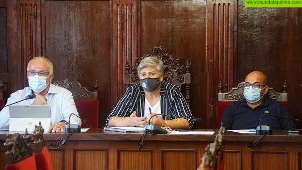 Las obras de saneamiento de la Avda. Tanausú serán atendidas por el Consejo Insular de Aguas