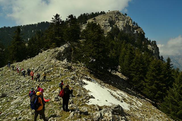 Ανάβαση στο Αρτεμίσιο στις 20 Αυγούστου