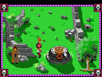 Videojuego Conquests of Camelot - The Search for the Grail