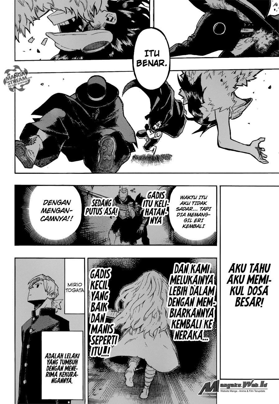 Boku no Hero Academia – Chapter 150 : Mirio Togata