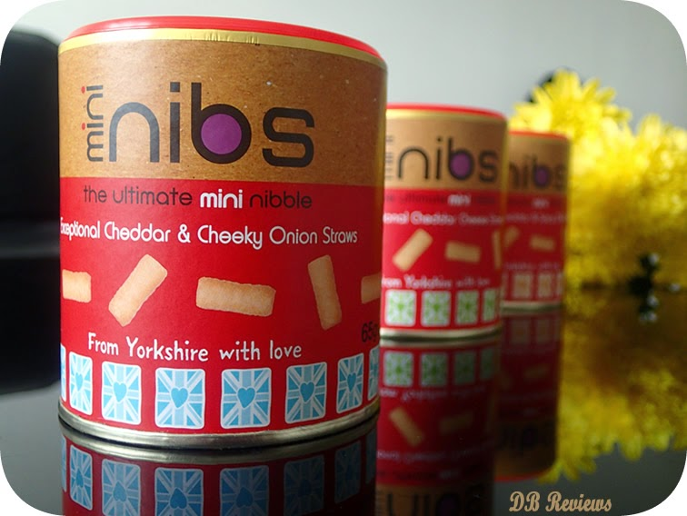 Nib Nibs Cheese Straws