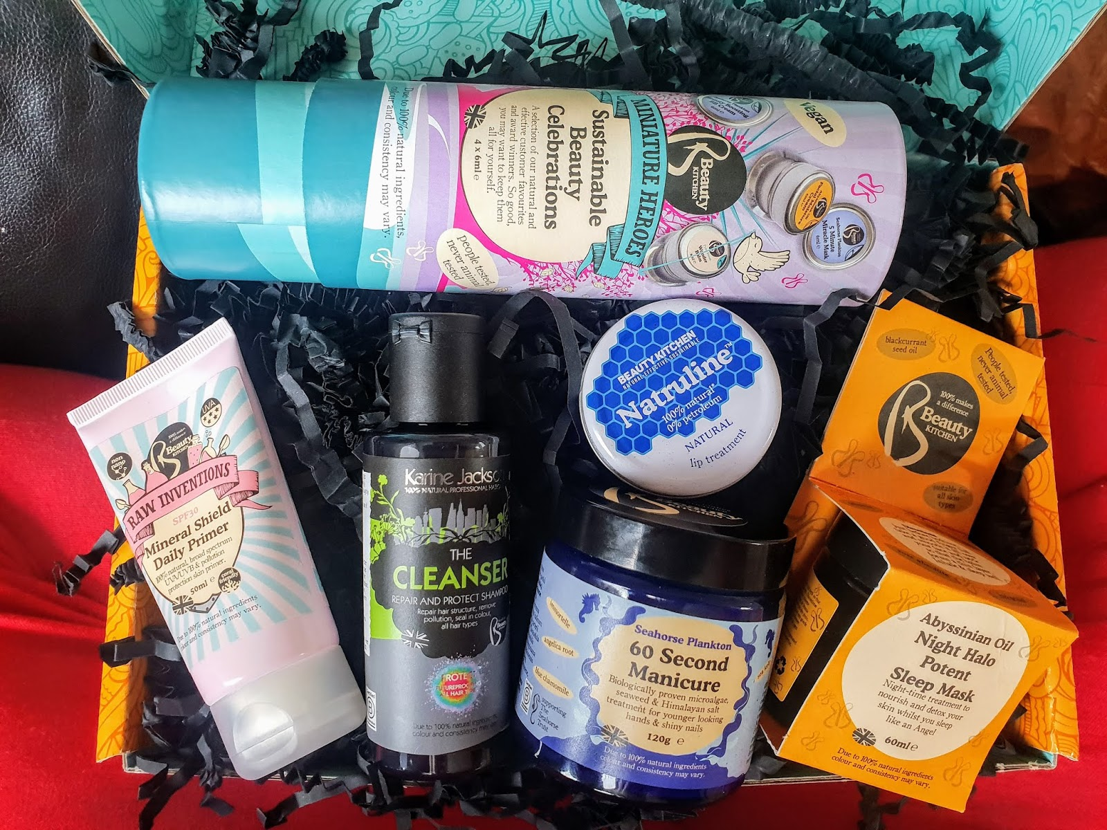 Beauty Kitchen Goodies with Triyit | Review