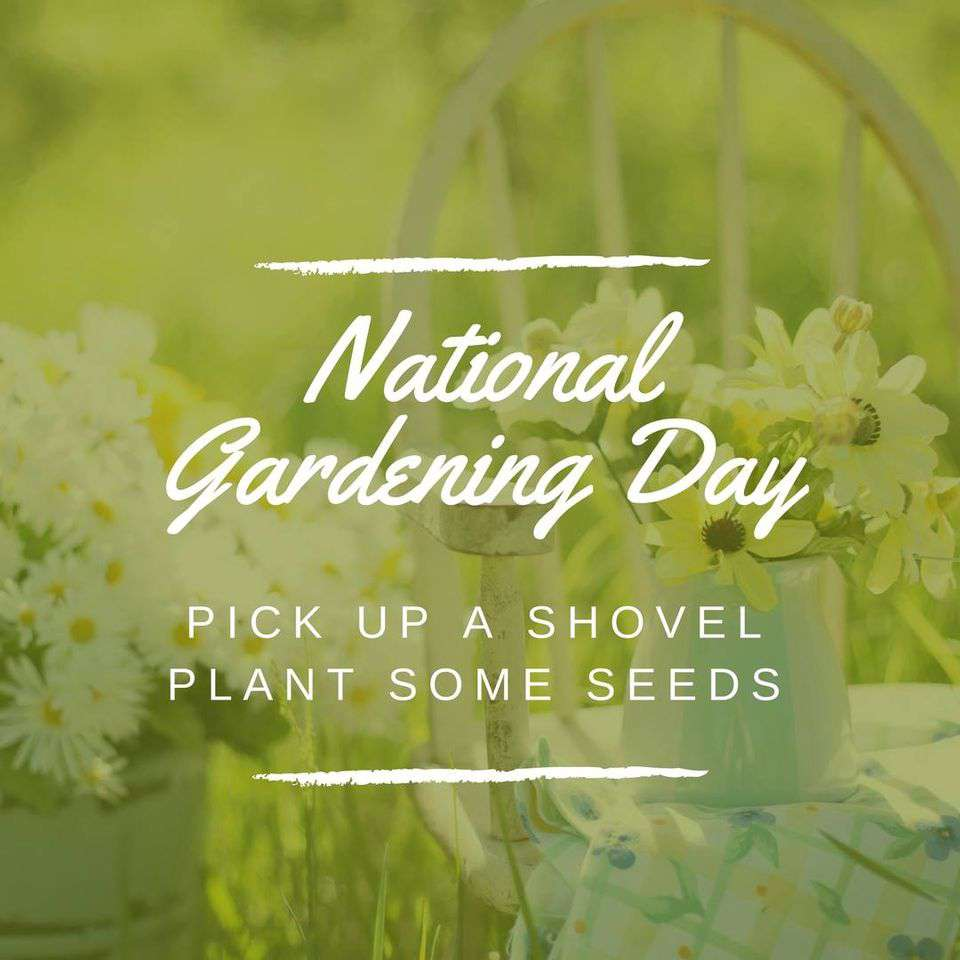 National Gardening Day Wishes Images