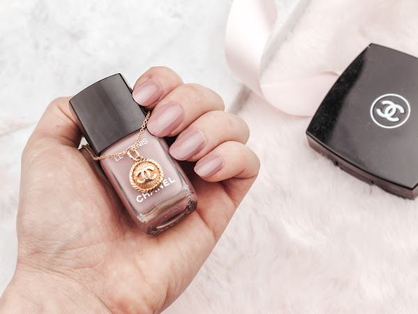 Manicure | Chanel 735 - Day Dream
