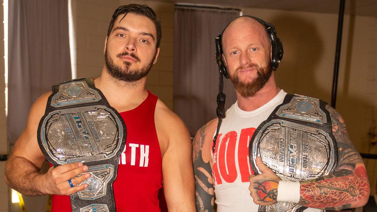 Ethan Page não deverá assinar um novo contrato com a IMPACT Wrestling