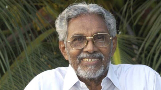 The language scholar and poet Dr. Puthussery Ramachandran passes away,www.thekeralatimes.com