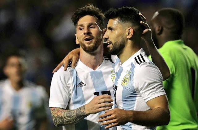 Kembalinya Aguero Membangkitkan Harapan Messi untuk Memenangkan Copa bersama Argentina