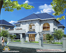 6 Awesome Dream Homes Plans - Kerala Home Design And Floor